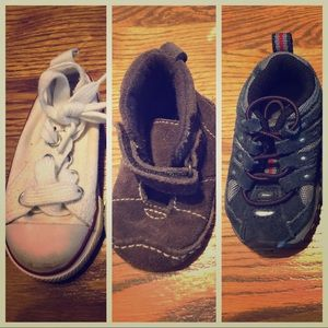 Gymboree shoes and sneakers.